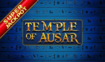 Temple of Ausar Super Jackpot